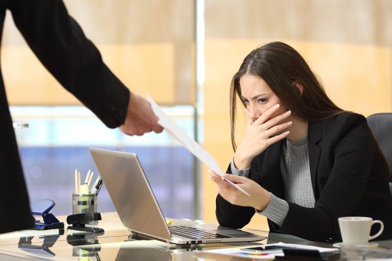 odszkodowanie za zwolnienie z pracy